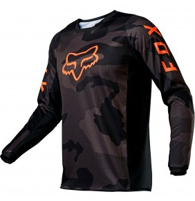 Camiseta FOX 180 Trev Black Camo 2021