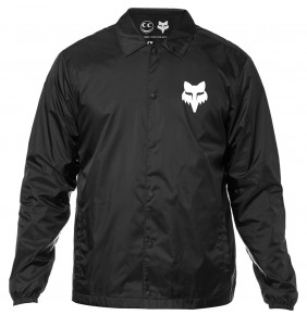 Chaqueta Fox & SEE SEE Black Limited Edition