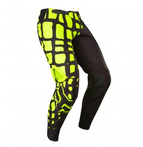 Pantalón FOX 360 Grav Black Yellow
