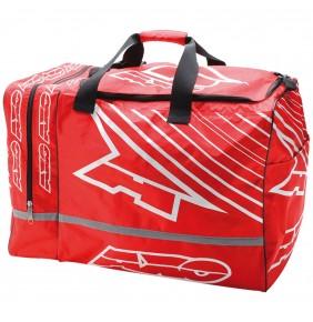 Bolsa Axo Weekender Gear Bag Red White