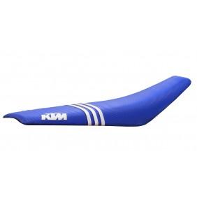 Funda de Asiento SXS Factory Blue KTM EXC 2017-2019 / SX 2016-2018