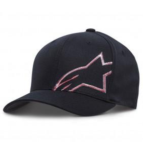 Gorra Alpinestars Trans Corp Flexfit Black
