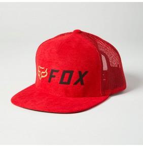 Gorra Fox Apex Snapback Red 2021