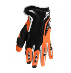 Guantes Niño Acerbis Motobrand Kid Orange