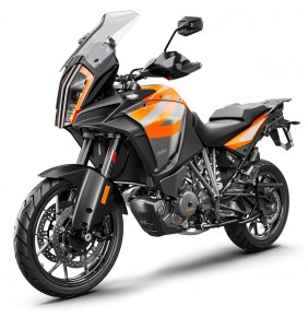 KTM 1290 SUPER ADVENTURE S ORANGE 2020
