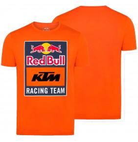 Camiseta Red Bull KTM Racing Team Emblem Orange