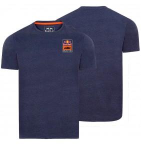 Camiseta Red Bull KTM Racing Team Patch Navy