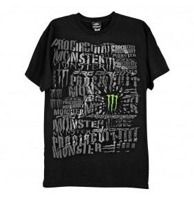 Camiseta Monster Pro Circuit The Quake