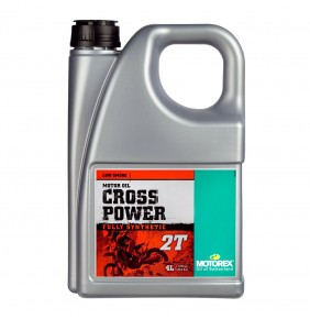 Aceite Mezcla Motorex Cross Power 2T 4L