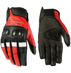Guantes Axo Prorace XT Red