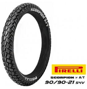 Neumático Delantero Pirelli MT90 Scorpion A / T 90/90 -21 (54 V)