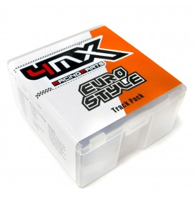 Kit de Tornilleria KTM 4MX Racing Parts Euro Style 50 Piezas