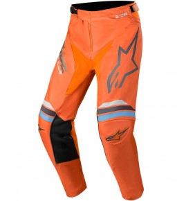 Pantalón Alpinestars Racer Braap Dark Gray Orange Fluo 2020