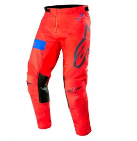 Pantalón Alpinestars Crossbroek Racer Tech Atomic Red/Dark 2019