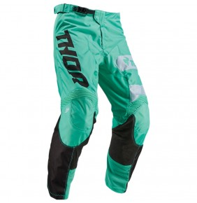 Pantalón Niño Thor Pulse Savage Jaws Mint / Black