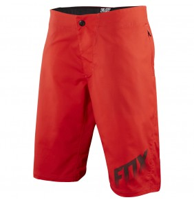 Bermudas FOX Indicator Red
