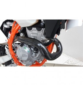 Protector Colector Carbono Racing KTM 450/500 EXC-F 2020 / Husqvarna FE 450/501 2020