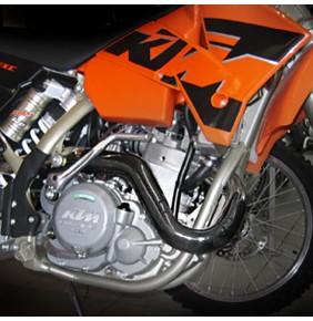 Protector Colector Carbono Racing KTM 250/400/450/525 2005-2007