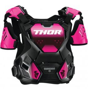 Peto Mujer Thor Guardian Black / Pink