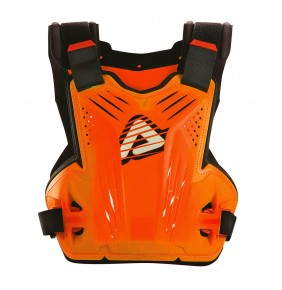 Peto Acerbis Impact MX Orange