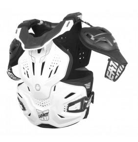Peto & Collarín Leatt Fusion 3.0 White