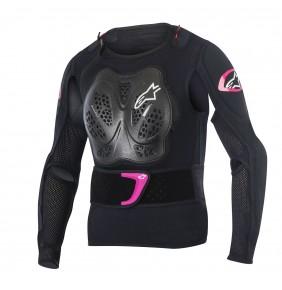 Peto Integral Mujer Alpinestars Stella Bionic Black Purple