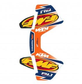 Adhesivo Silencioso KTM FMF Factory 4.1 RCT