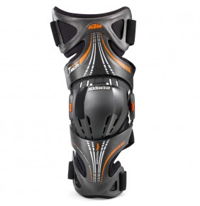 Rodillera Izquierda KTM Alpinestars Fluid Tech Carbon 2019