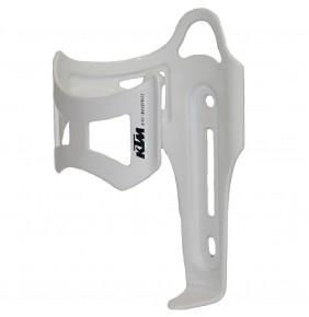 Portabidón KTM Side Alloy White Glossy