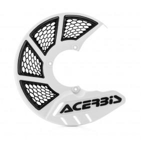 Protector Disco Delantero Acerbis X-Brake 2.0 Vented Blanco / Negro