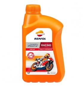Aceite Repsol Moto Racing Sintético 4T 10W-60 1L