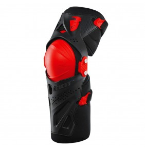 Rodilleras Thor Force XP Red