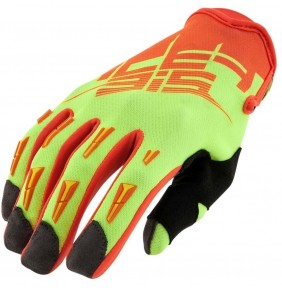 Guantes Acerbis MX X2 Yellow / Orange