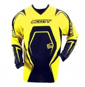 Camiseta Scott MX San Diego Yellow / Black