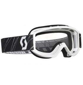 Gafas Niño Scott 89 Si SGL White / Clear Lens