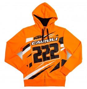 Sudadera Capucha KTM Tony Cairoli 222