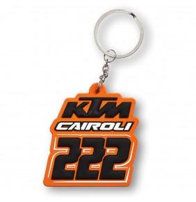 Llavero KTM 222 Tony Cairoli Rubber Keyholder