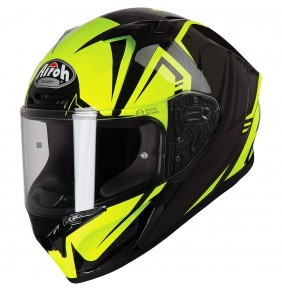 Casco Airoh Valor Raptor Yellow Gloss 2020