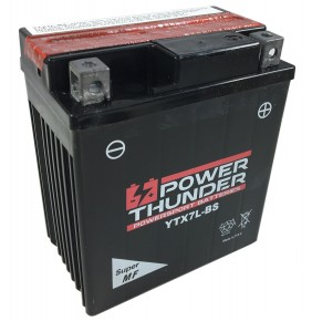 Batería YTX7L-BS Power Thunder