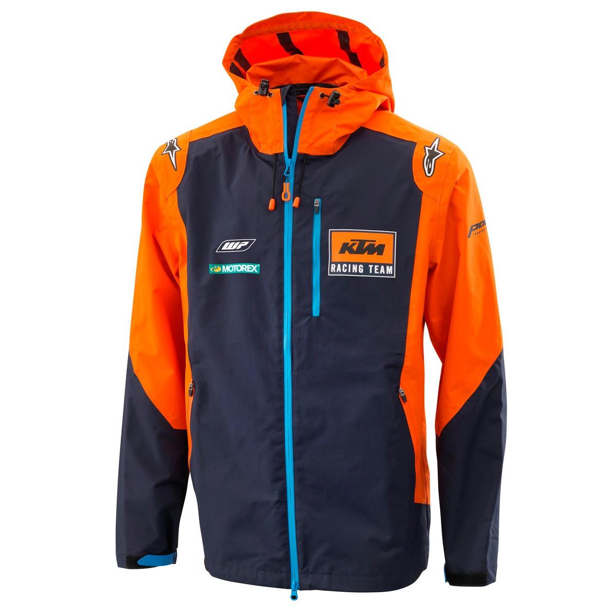 mejor baratas como serch seleccione para auténtico Chaqueta KTM Alpinestars Replica Team